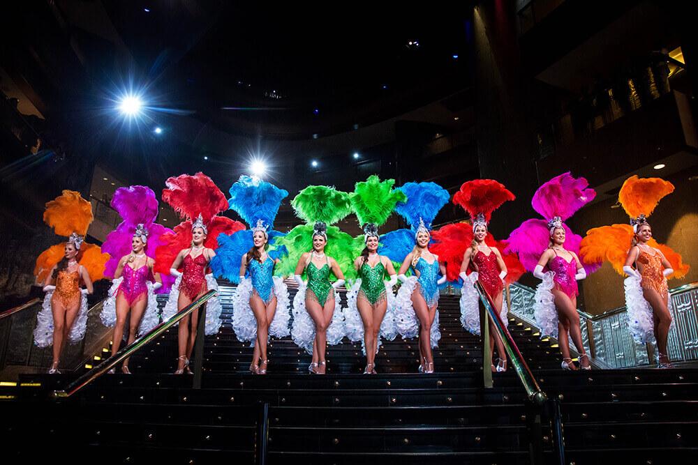 Showgirl Sensation