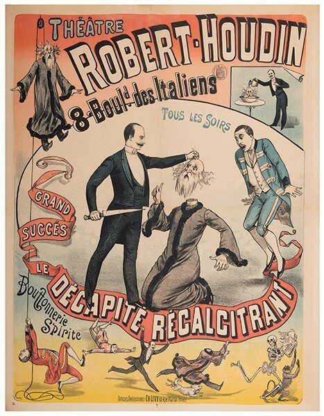 Robert Hourin Poster