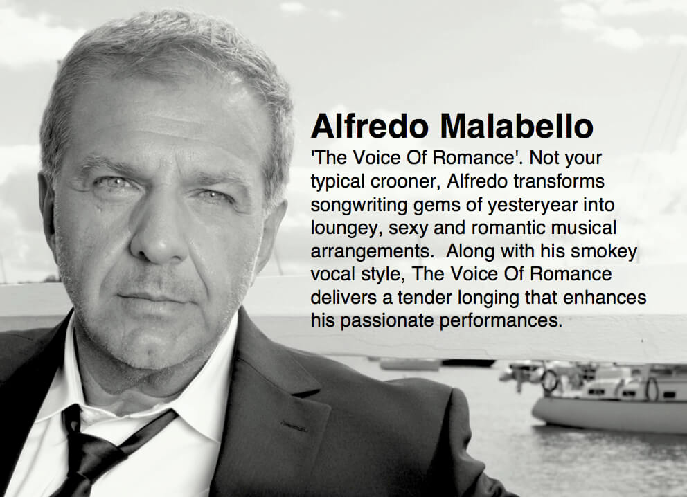Alfredo Malabello | The Voice of Romance