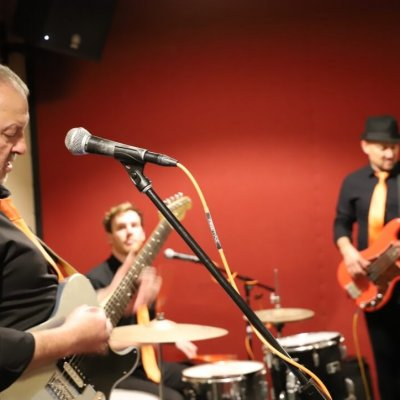 Orange Fuzz | Cover Band Melbourne