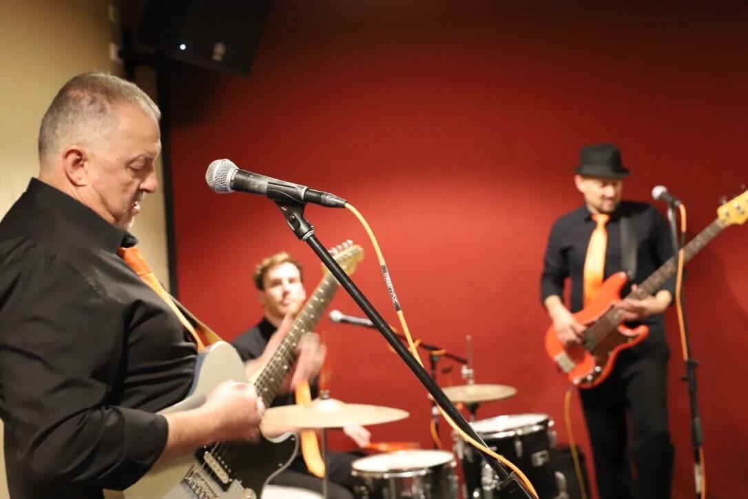 Orange Fuzz – Cover band Melbourne
