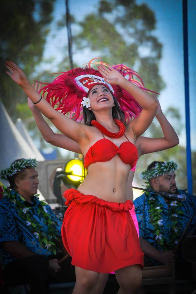 Hula Sensation | Cook Island Dancers