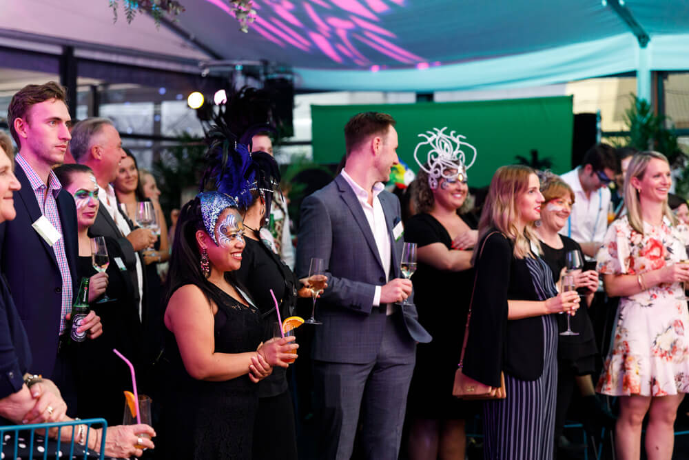 Crown VIP Rio Carinval Event