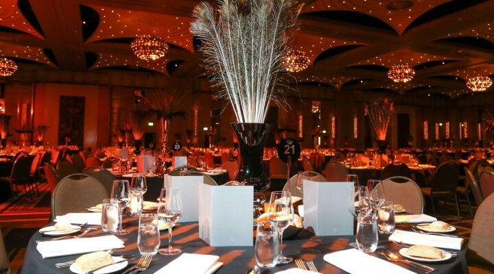 Gala Dinner - Archive by Month - January