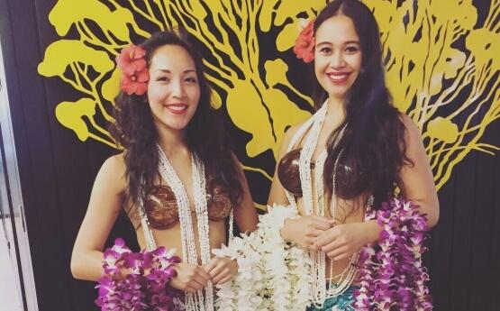 Tahitian dancers Melbourne