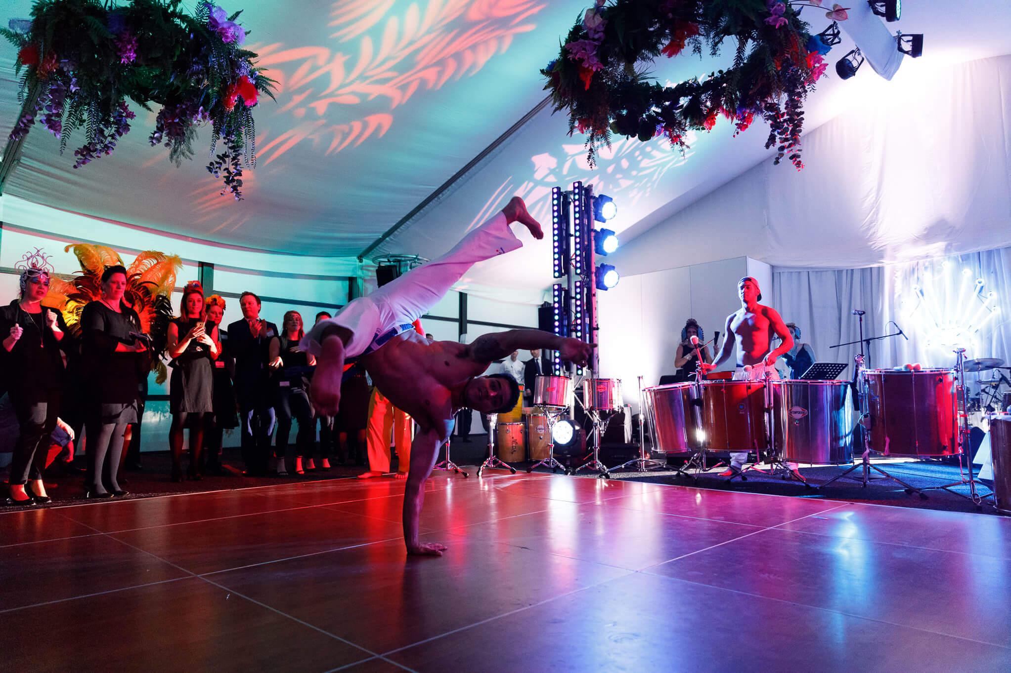 Capoeira Performers Melbourne