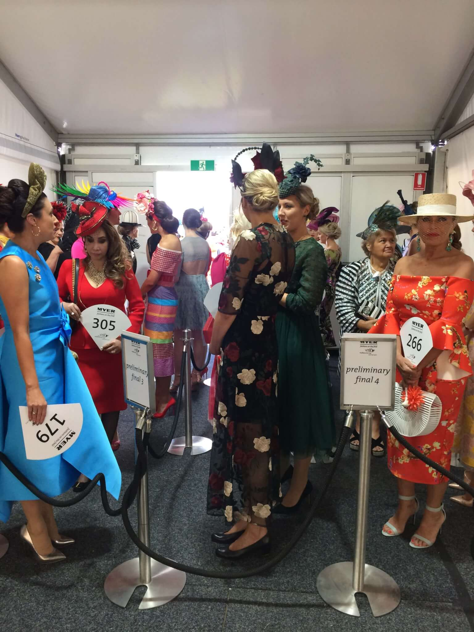 VRC FASHIONS ON THE FIELD