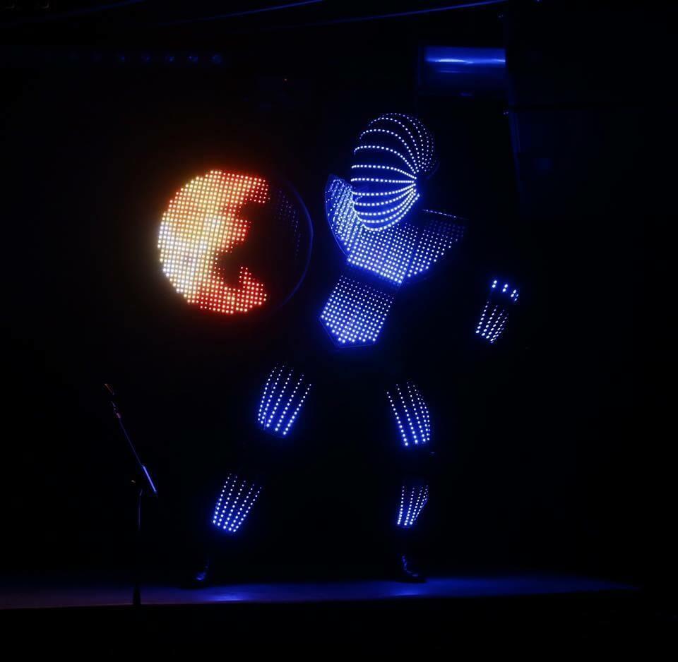 LED Robots | Sydney