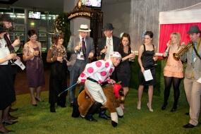 Phantom Horse Race