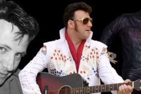 Elvis Impersonator Melbourne