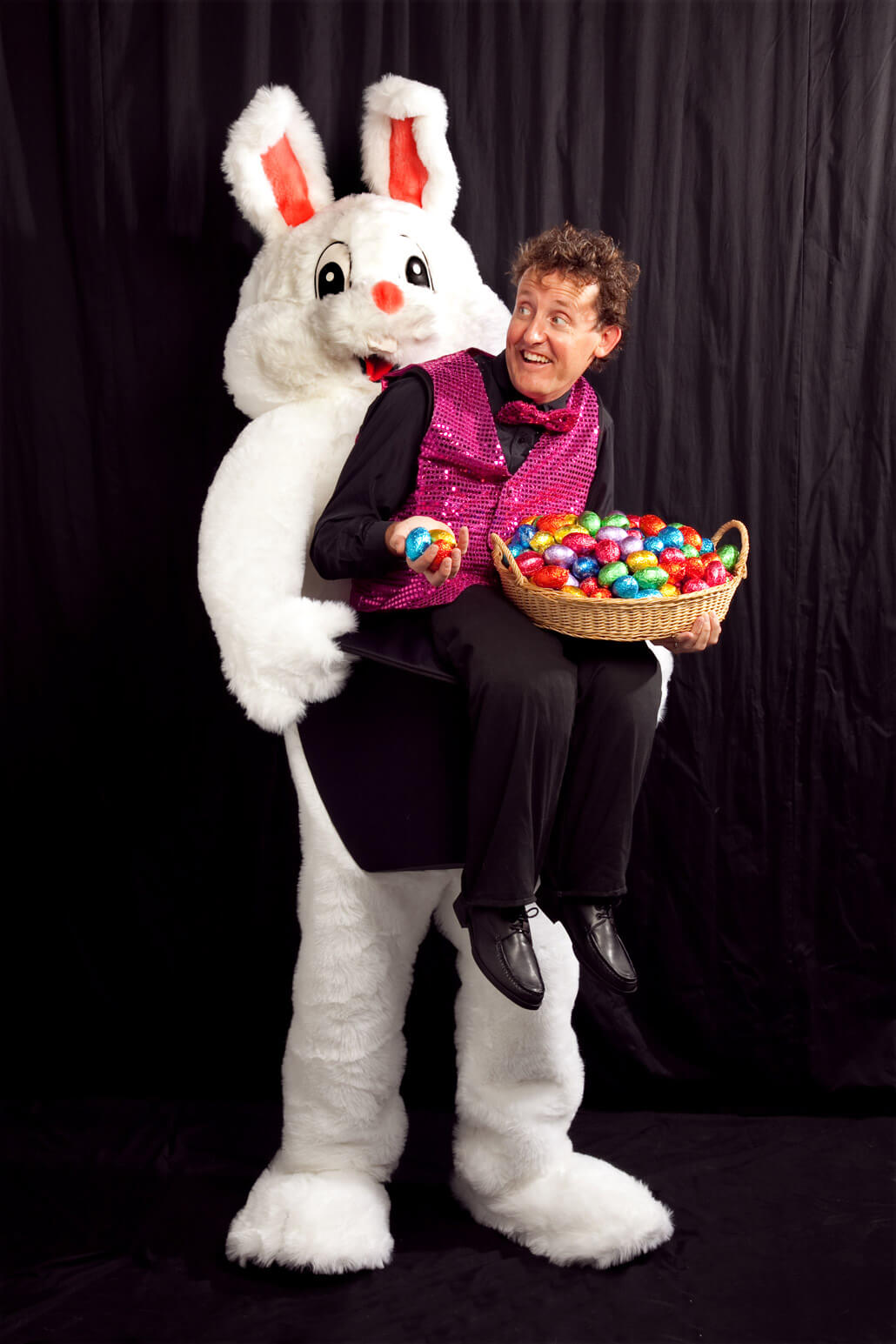Crazy Easter Bunny