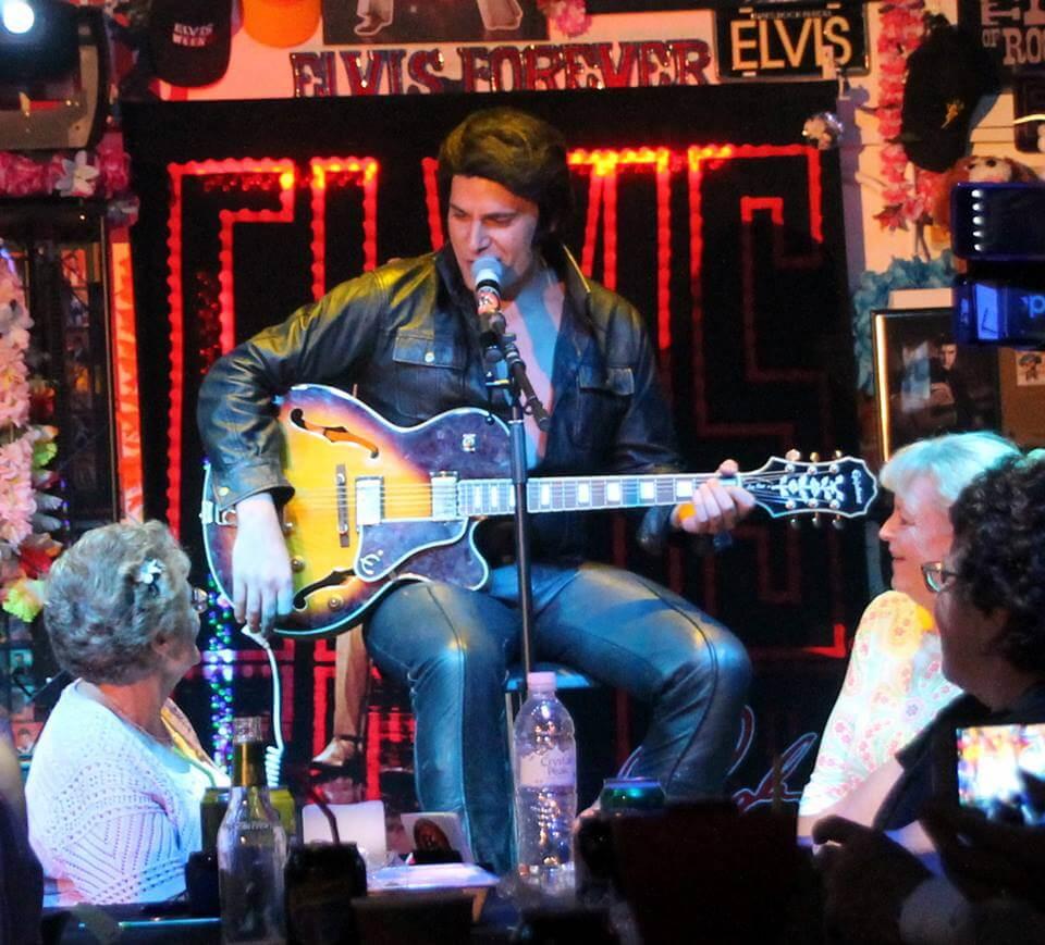 The Ultimate Elvis   Sydney