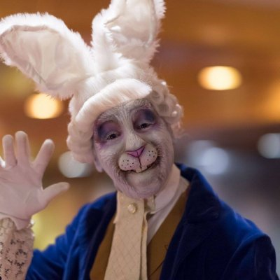 Australian Ballet | Wonderland Theme | White Rabbit