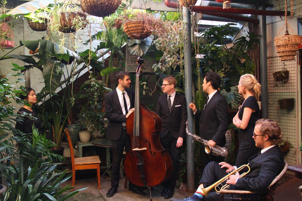 SilverMoon Jazz Band