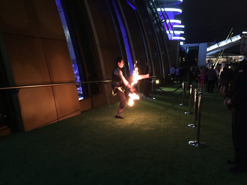 Fire and Ice Theme | Fire Performer Melbourne
