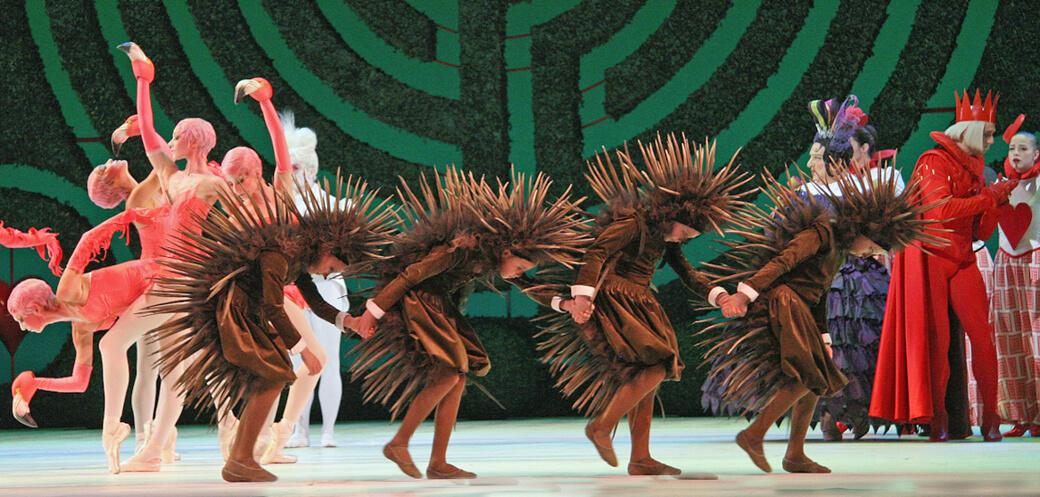 Australian Ballet | Wonderland Theme