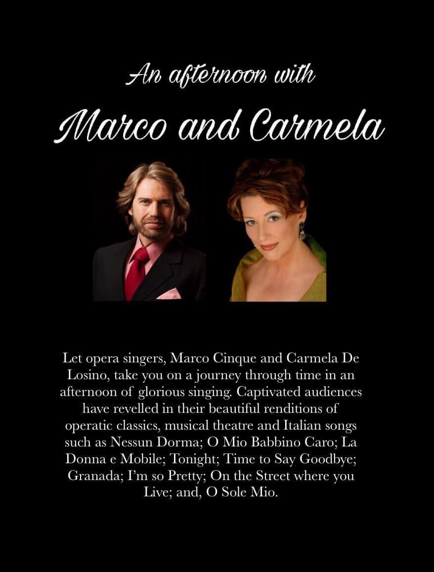 Marco & Carmela