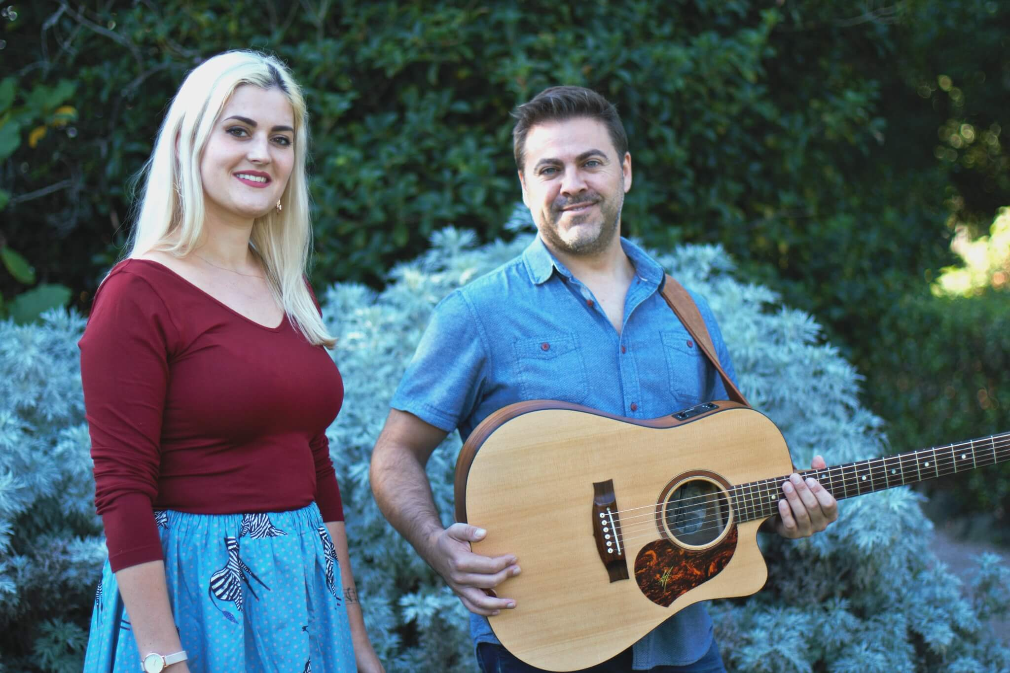 Melody Blue | Acoustic Duo