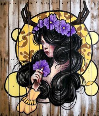St Kilda Festival Pallete Painters