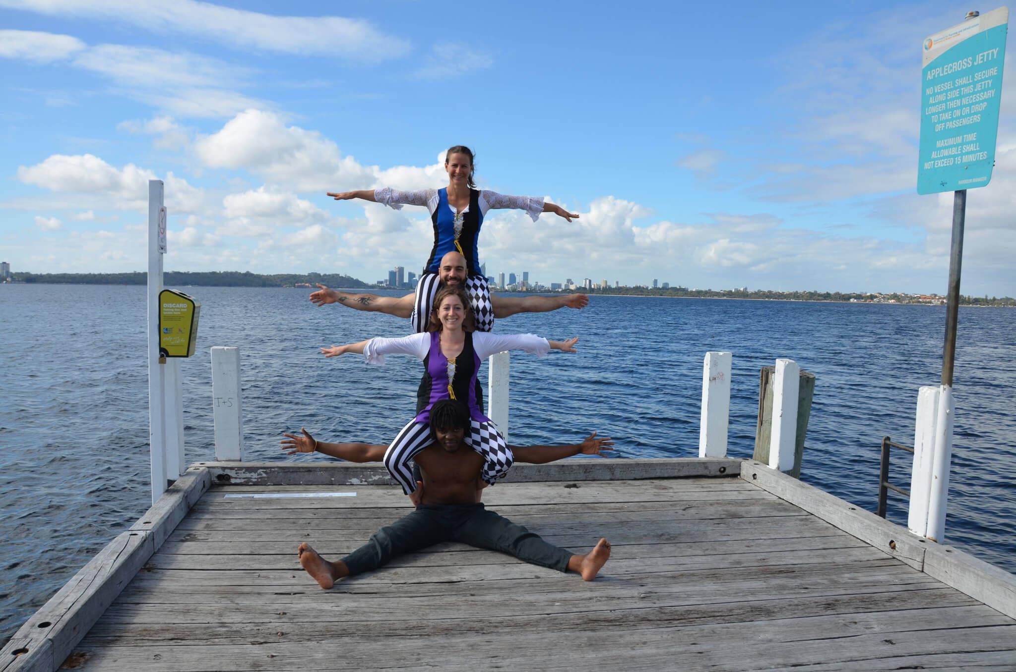 Acro Circus Comedy | Perth