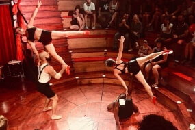Acro Circus Comedy | Perth