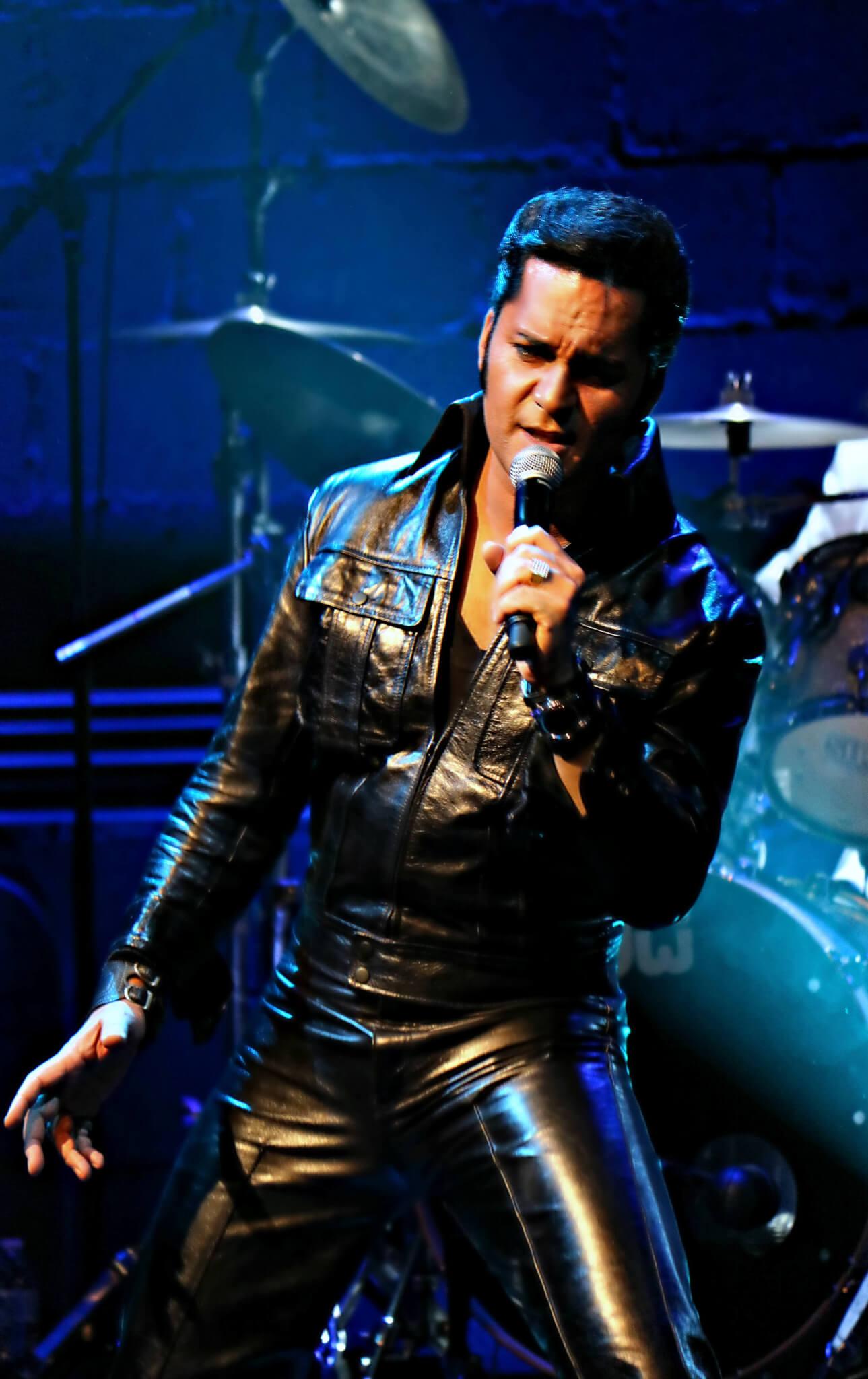 Stu Evey as Elvis | Tribute Show