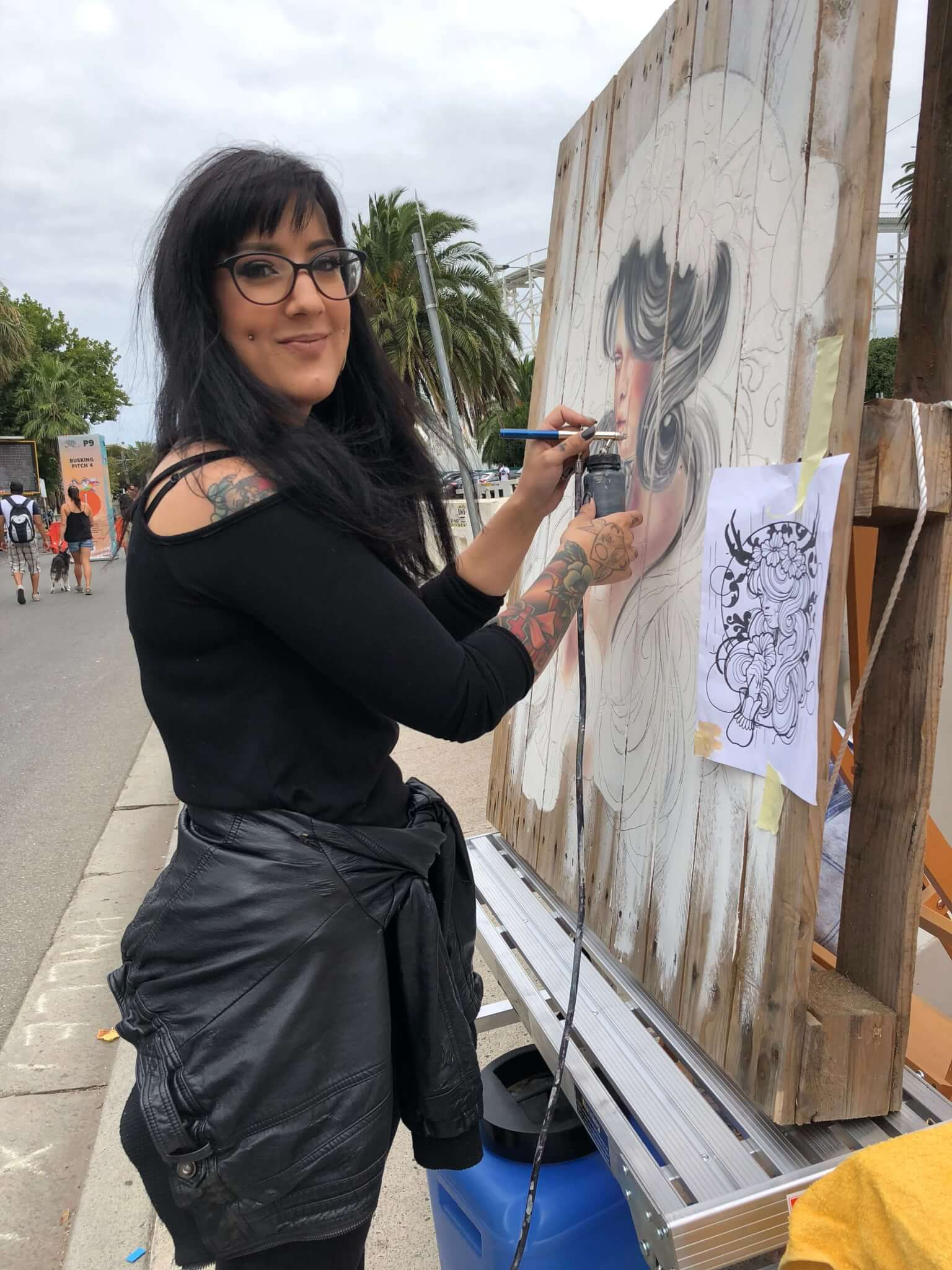 Palette Painters | St Kilda Festival