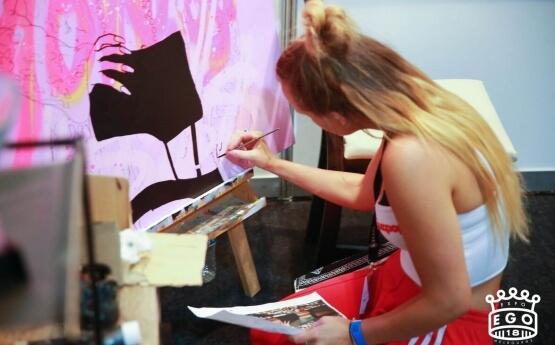 Justine | Live Event Pop Artist