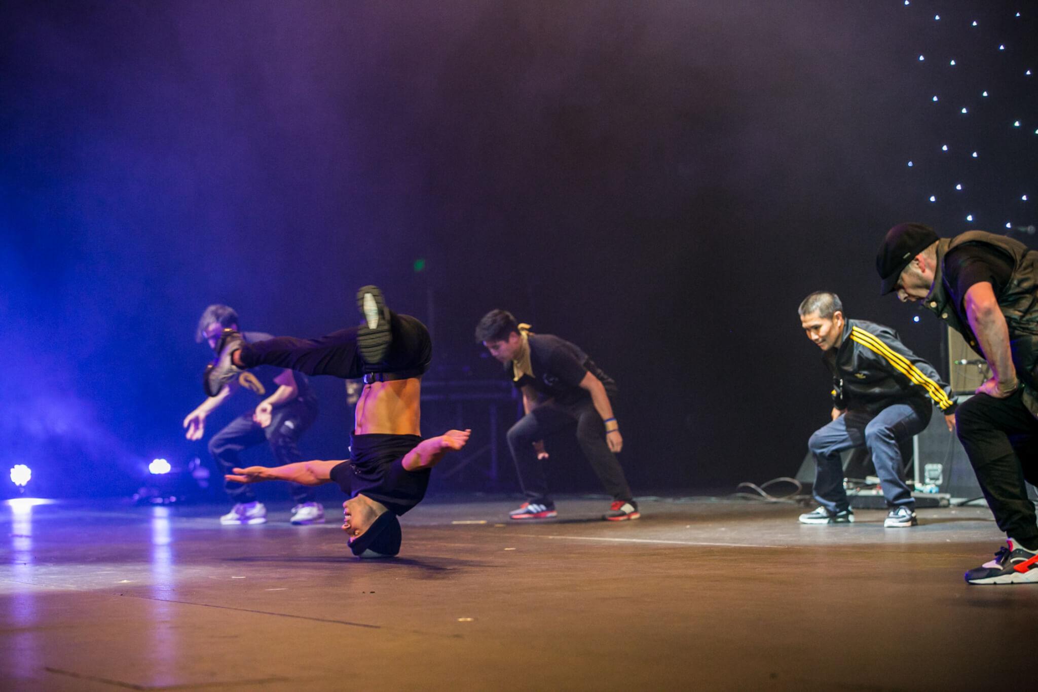 Wickid Force Dancers