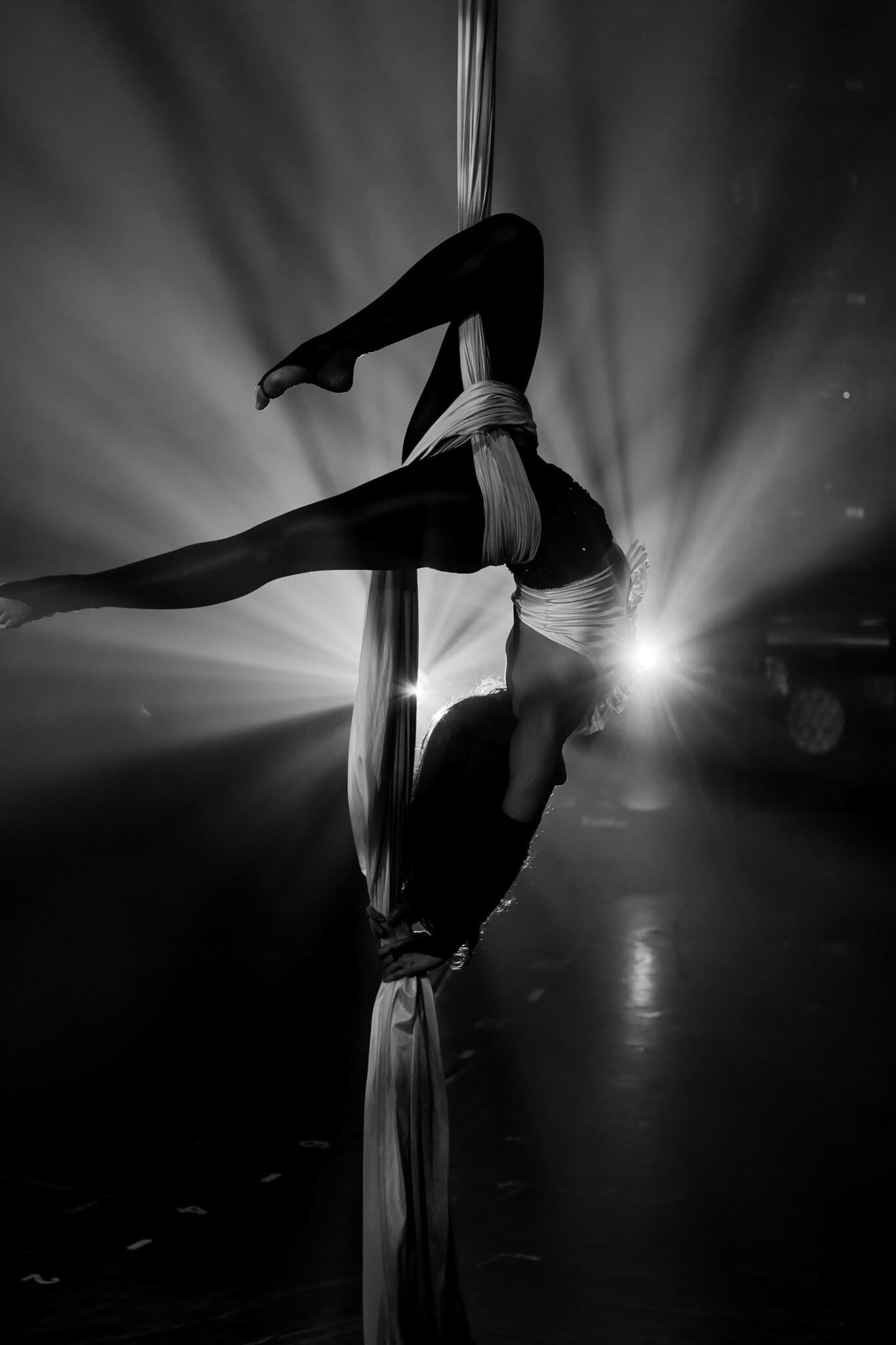 Aleisha | Aerialist & Fire Dancer