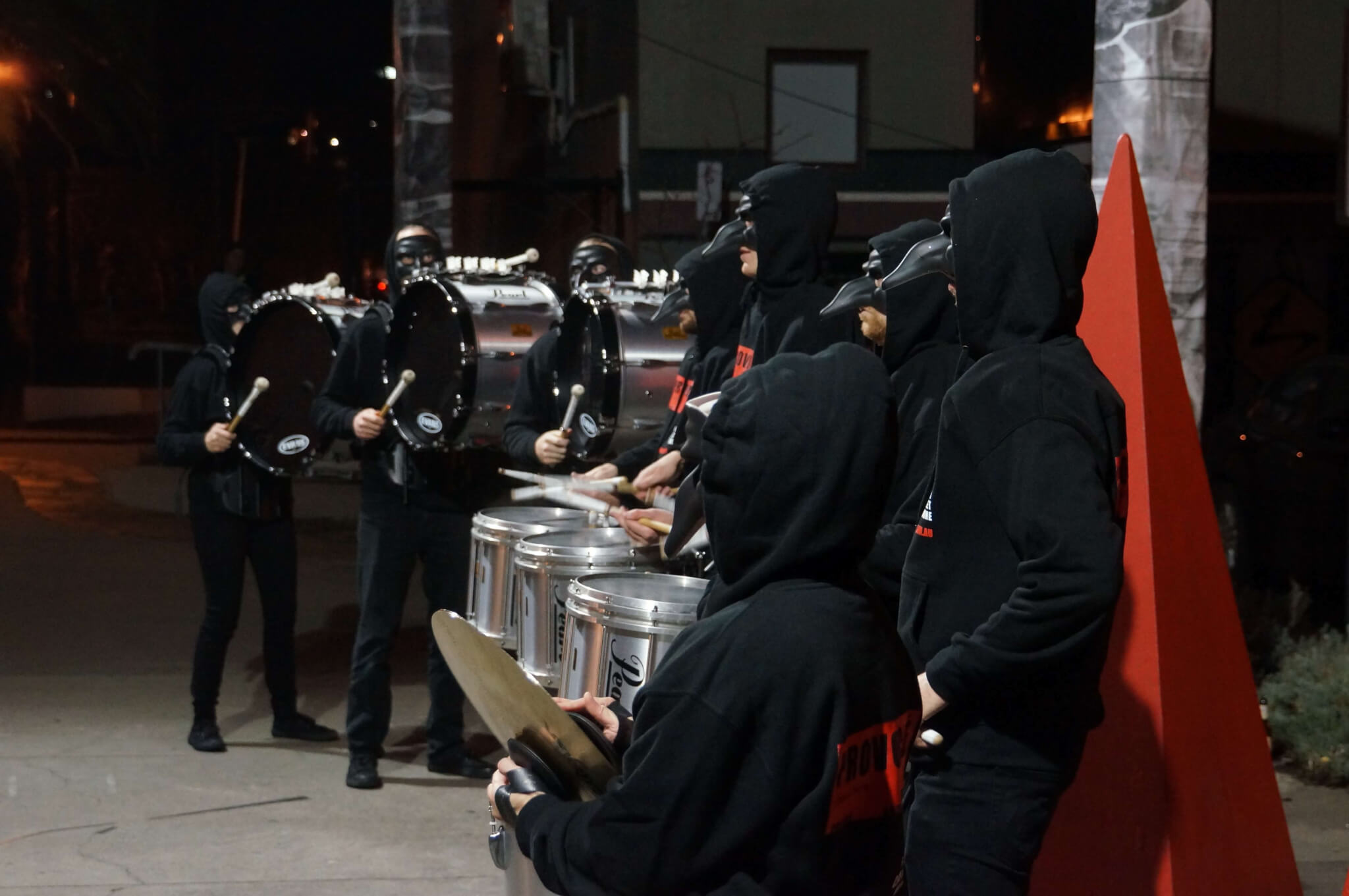 Provocare D1 Drummers