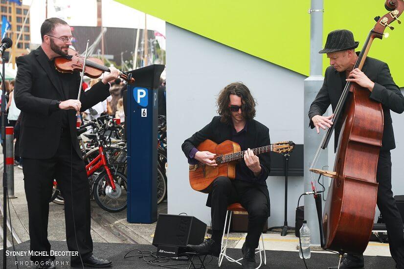 Django & Grappelli Tribute Band