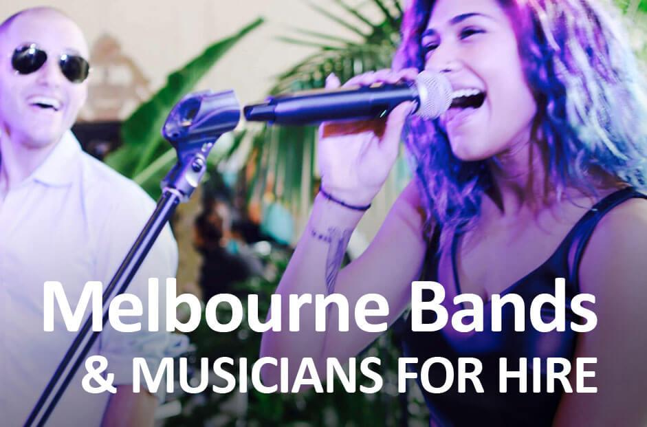 Melbourne Bands & Musicians