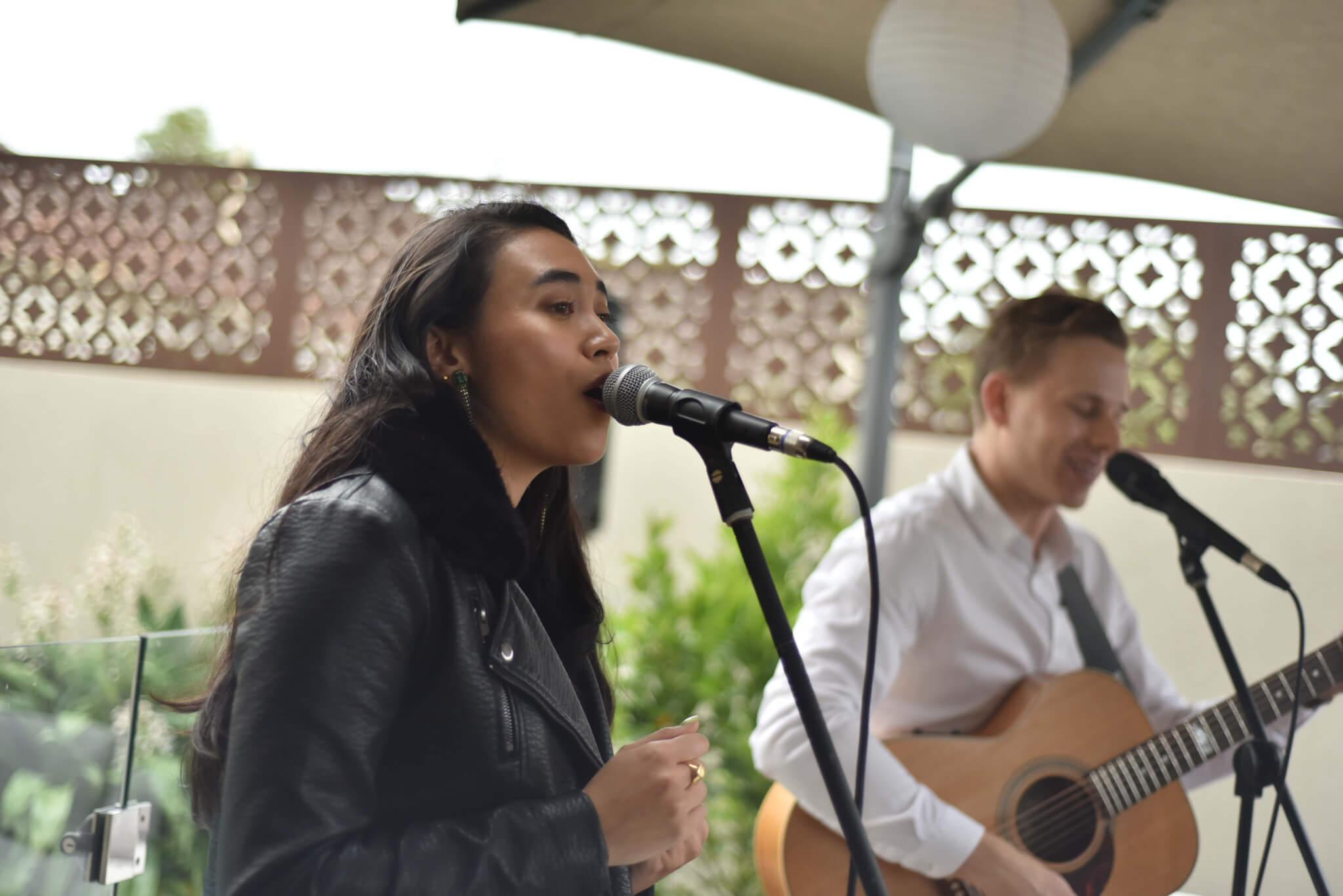 SJ Duo | Melbourne Acoustic Duo