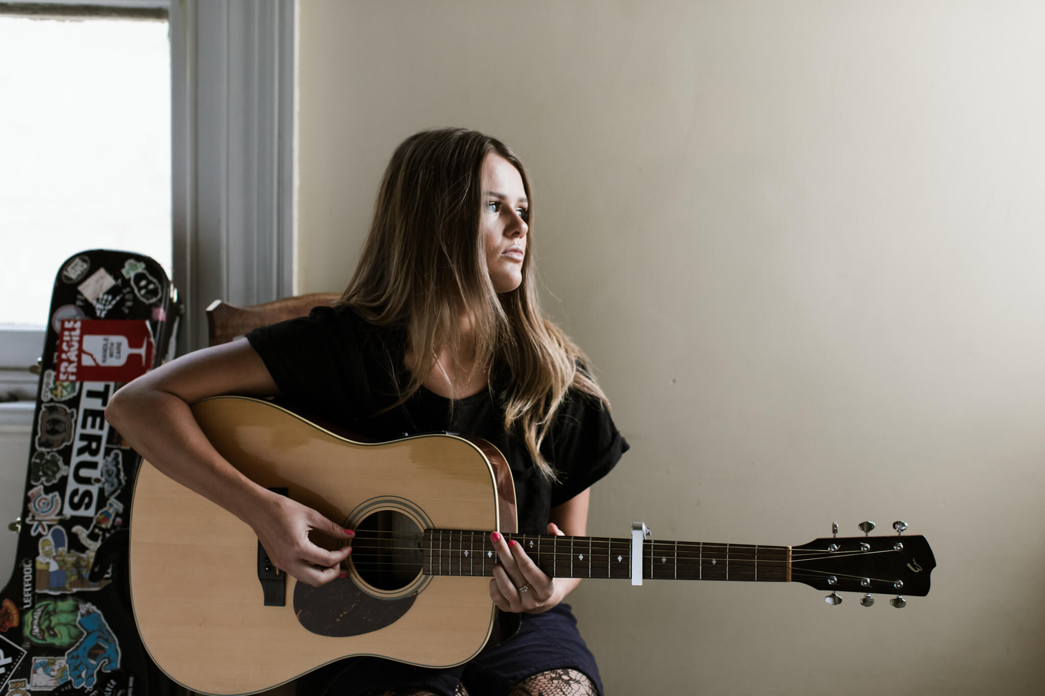 Madison D | Solo Musician Melbourne