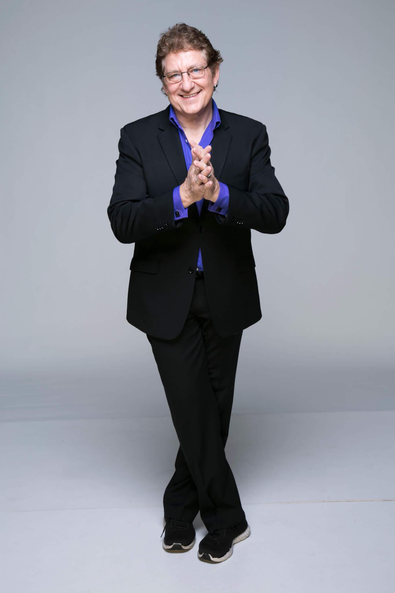 Richard Stubbs | MC & Comedian