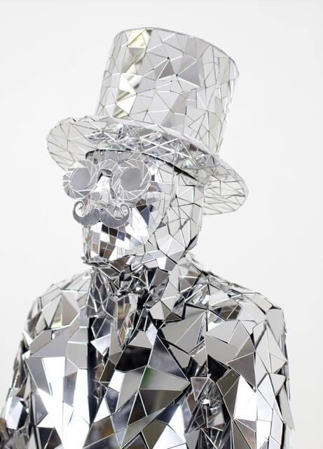 Mirror Man & Lady | Sydney