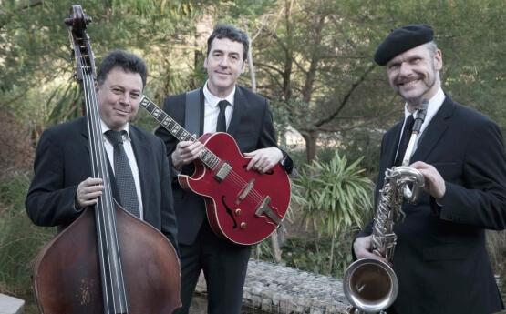 Jazz Trio Trice