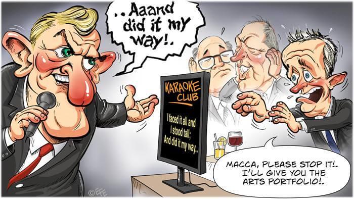 Levent | Caricature Artist Melbourne