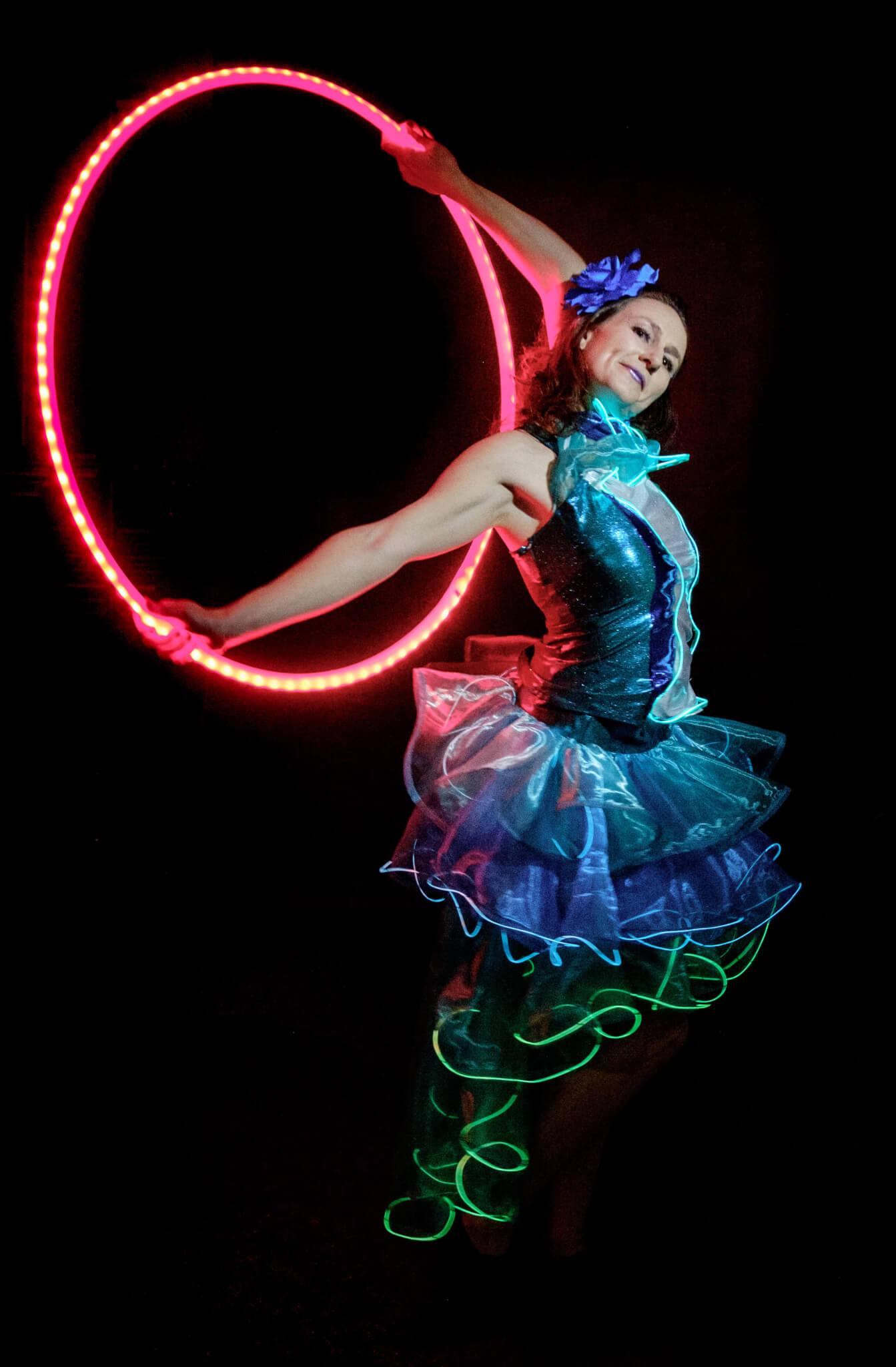 LED Hula Hoops