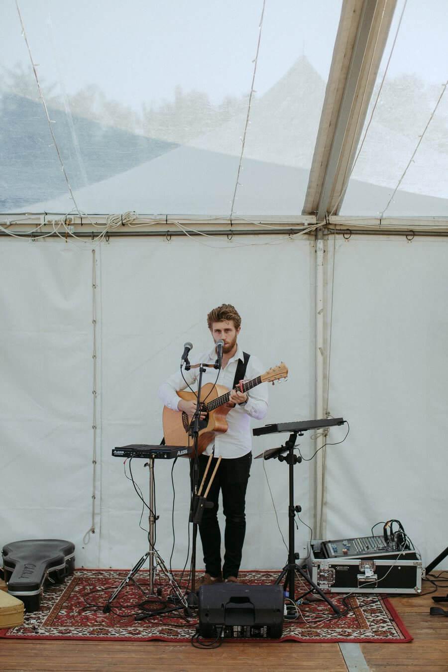 Howie | Solo Musician Sydney