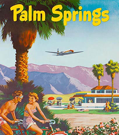 Palm Springs Event Theme