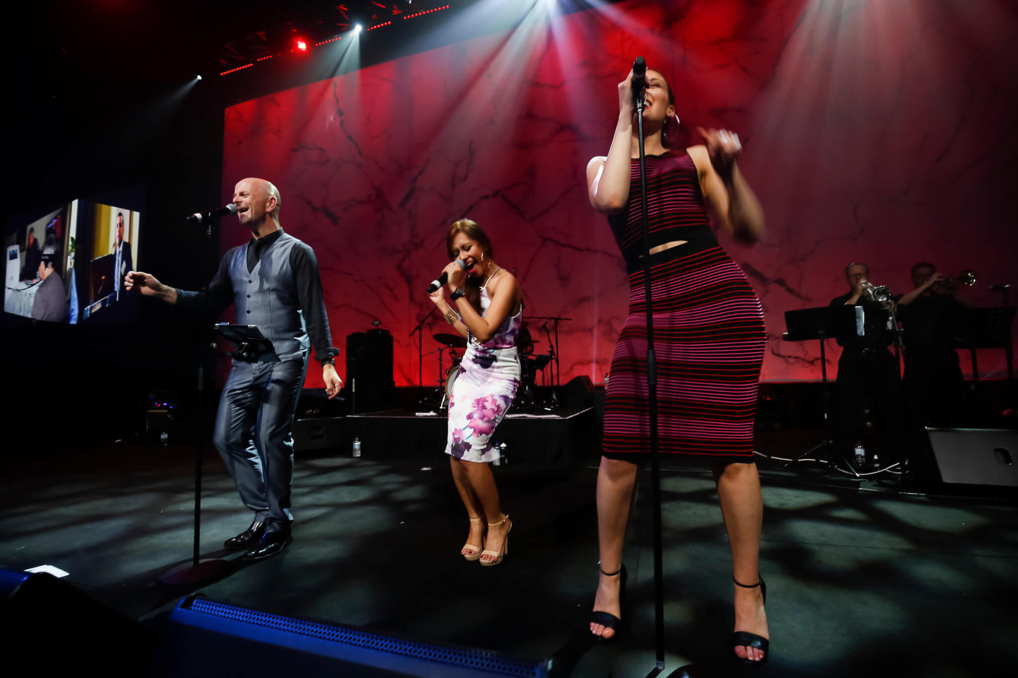 Chunky Jam Cover Band Melbourne | TLC Healthcare Silver Jubilee