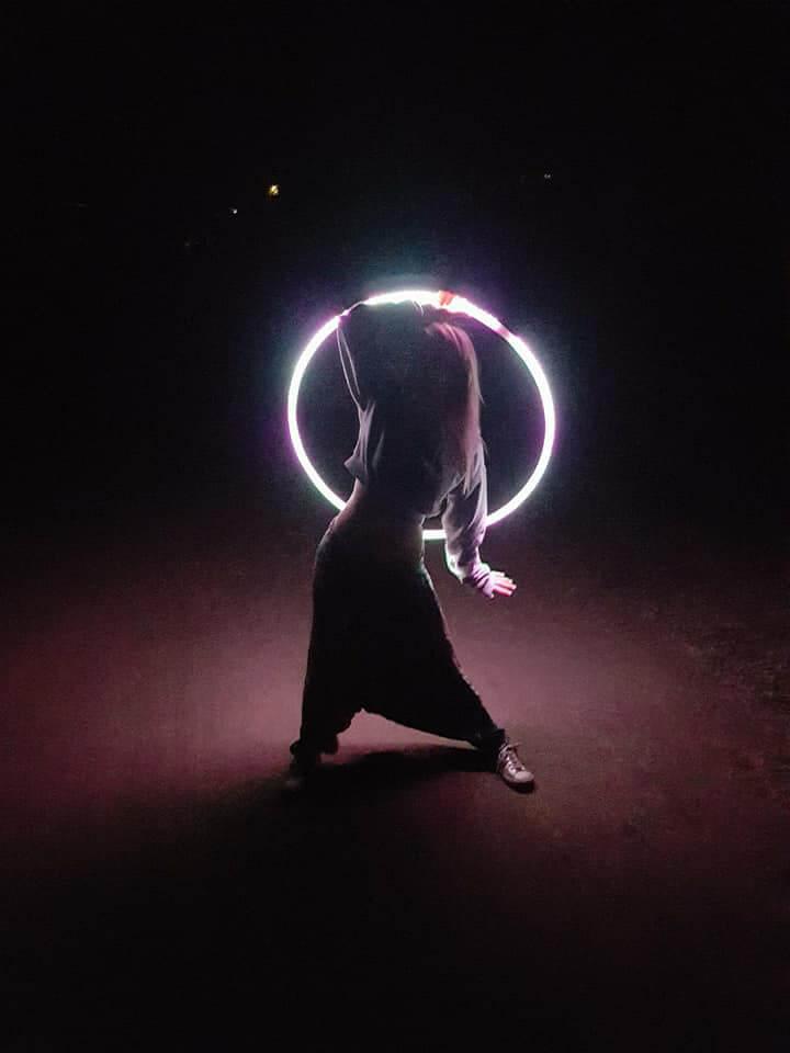 WhirlaHoops   LED Hula Hoops