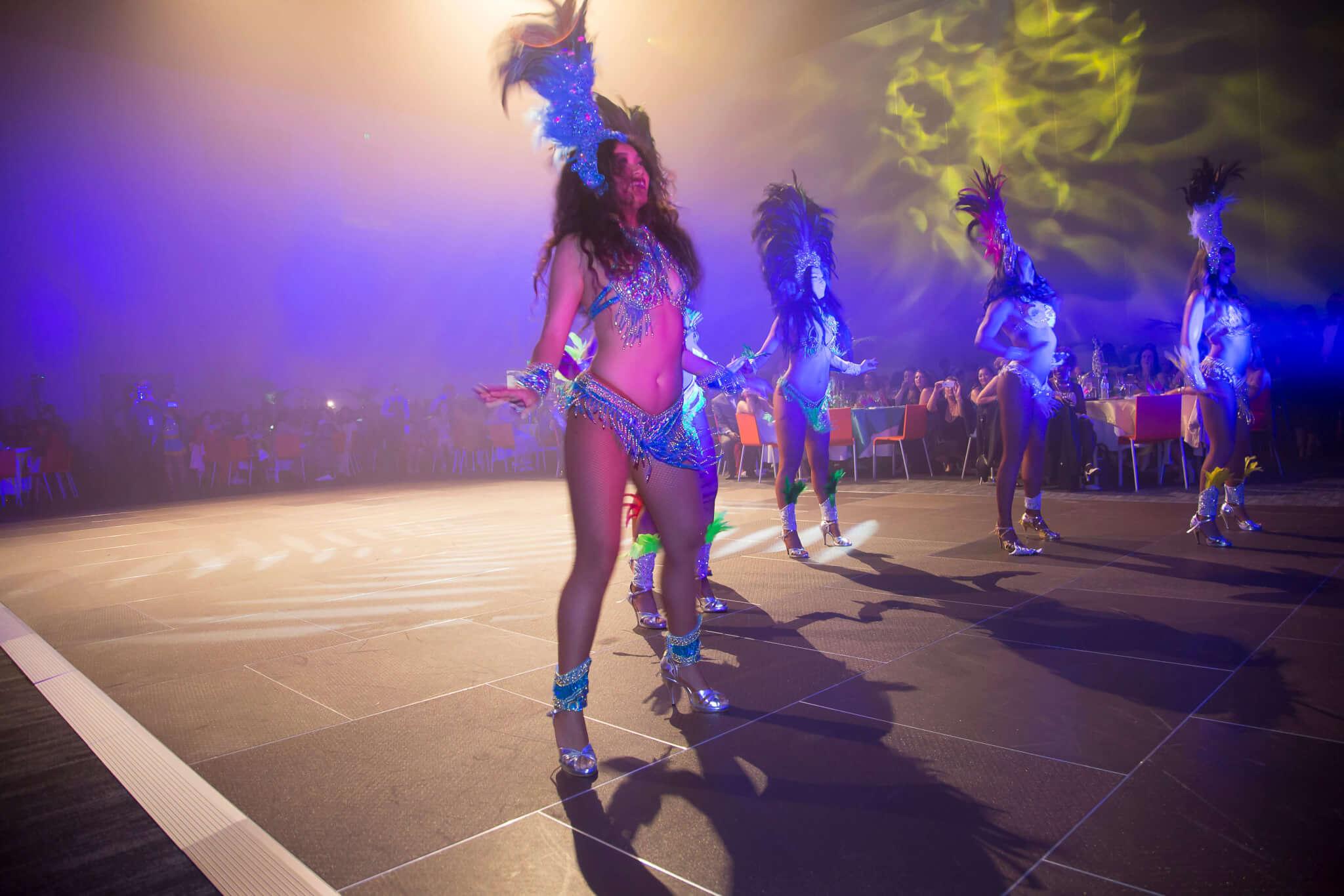 Rio Themed Corporate Event | Brazilian Samba Dancers