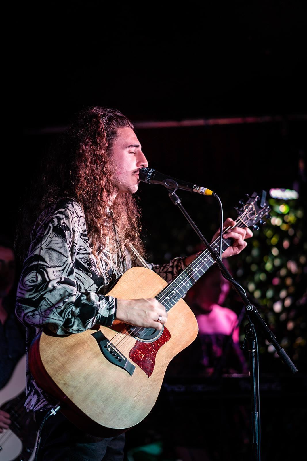 Taylor P | Solo Musician