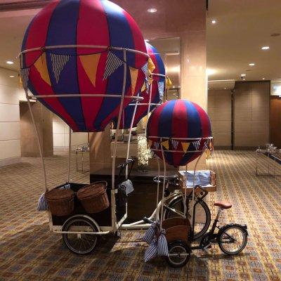 Vintage Circus Event Theme
