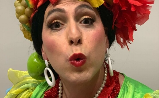 Carmen Miranda MC & Host