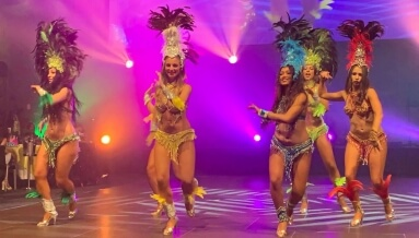 Rio Carnivale Theme Event