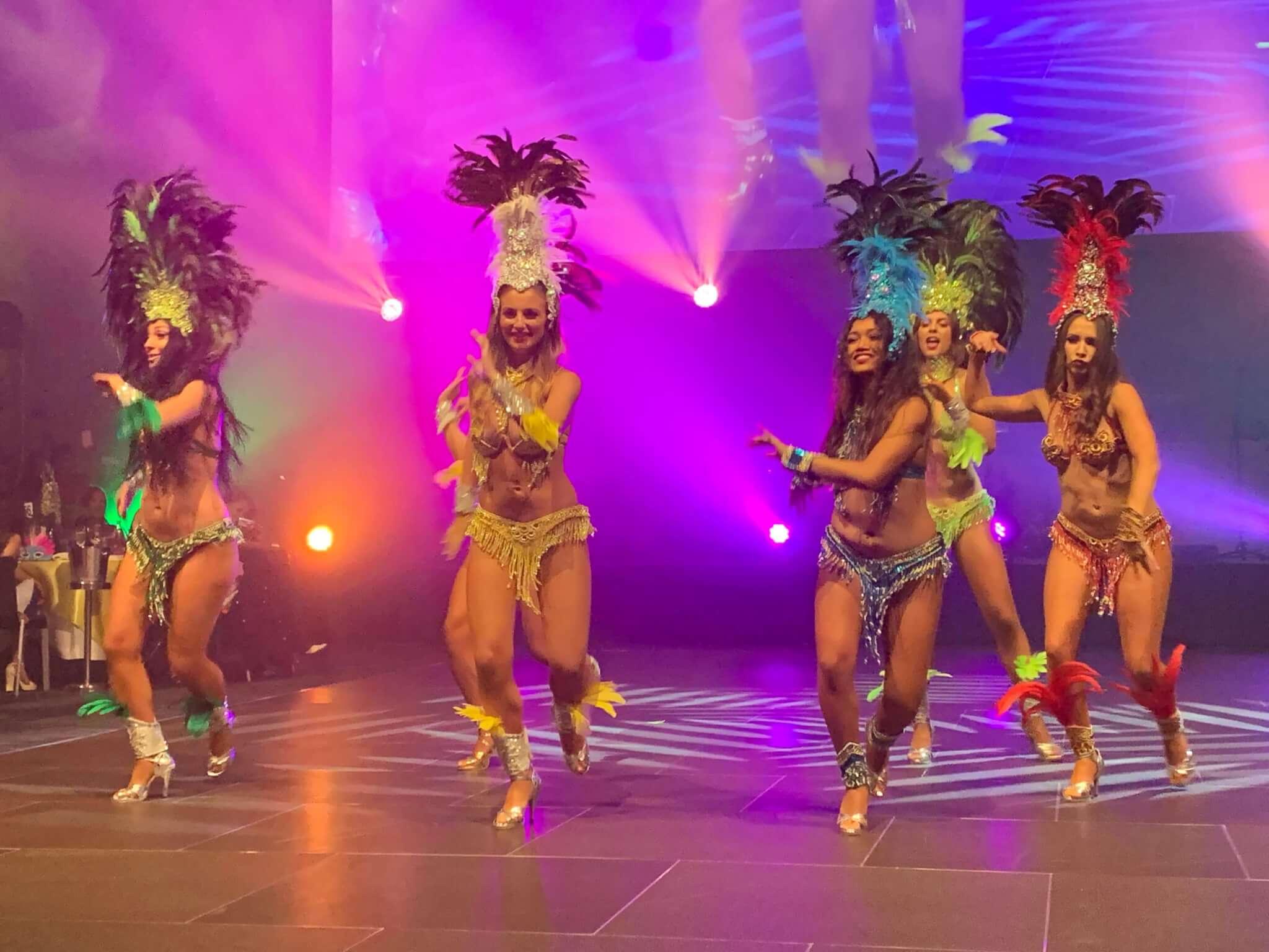 Rio Themed Corporate Event